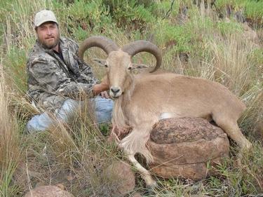 Bennie van Niekerk - Hoeksfontein Safaris, Pearston, Eastern Cape, South Africa