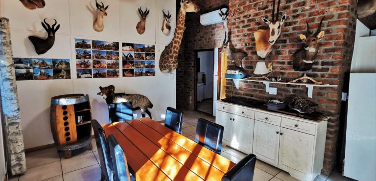 Accomodation at Hoeksfontein Safaris Bontebok Lodge
