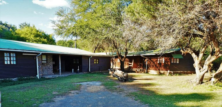 Hoeksfontein Accommodation