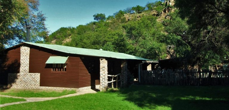 Hoeksfontein Safaris Accommodation