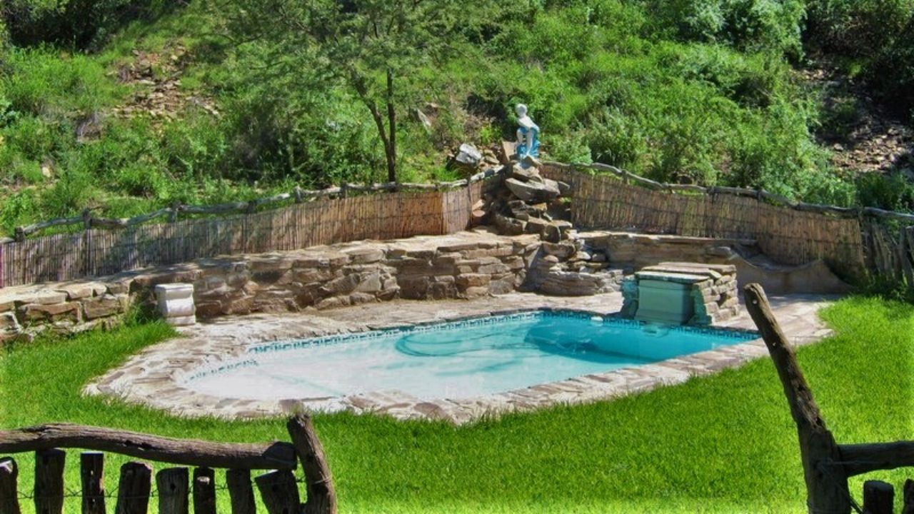 bontebok lodge pool