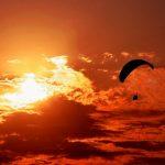 Paragliding at Hoeksfontein Safaris - bontebok Lodge