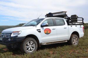 Hoeksfontein Safari Hunting Vehicle