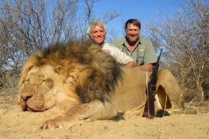 Lion Hunting South Africa and Zimbabwe