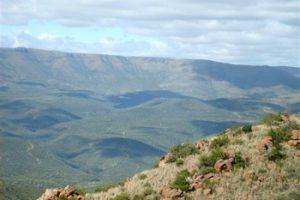 4x4 trail hoeksfontein safaris